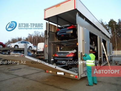 Требуется водитель автовоза международного... в городе Астана
