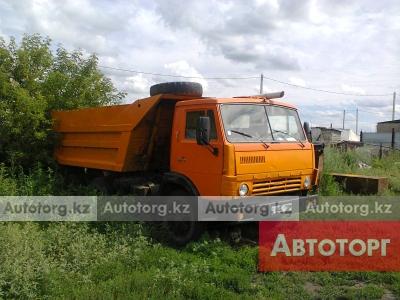 Спецтехника КамАЗ 5511 в Астана