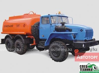 Продажа топливозаправщик Урал 2015 года в городе Актобе