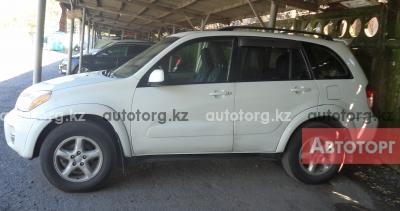Автомобиль Toyota RAV 4 2001 года за 3850000 тг. в Алмате