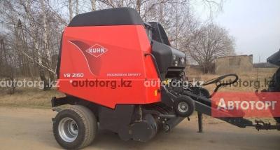 Спецтехника сельхозтехника Krone Kuhn VB 2160 2010 года за 7 980 000 тг. в городе Актобе