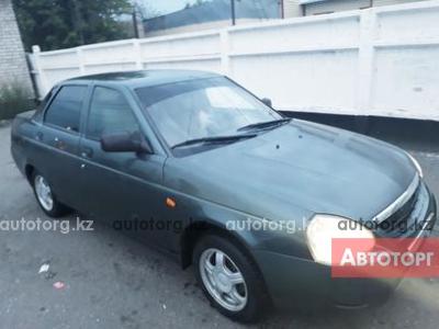 Автомобиль ВАЗ Priora 2008 года за 1100000 тг. в Петропавловске
