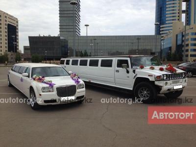 Аренда лимузина Chrysler 300C... в городе Астана