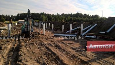 Установка столбов: под забор... в городе Санкт-Петербург