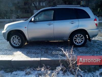 Автомобиль Chery Tiggo 2011 года за 2800000 тг. в Аксу (Ермак)