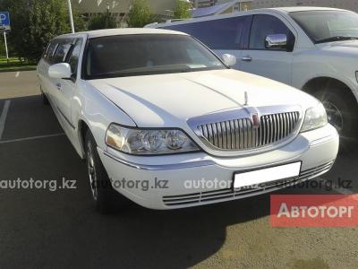 Прокат лимузина Lincoln Town... в городе Астана