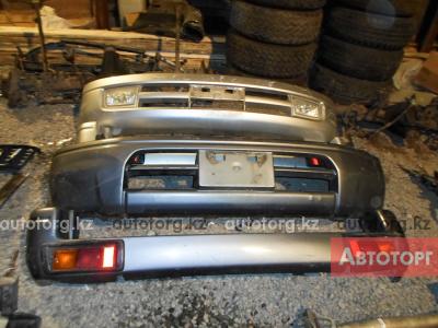 Бампер на Toyota Land Cruiser Prado 95 в городе Алматы