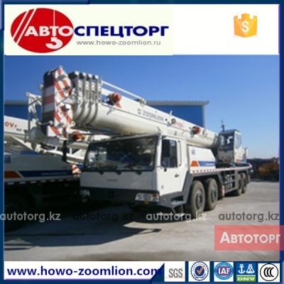 Спецтехника автокран Zoomlion QY70V532 2014 года за 142 500 000 тг. в городе Самара