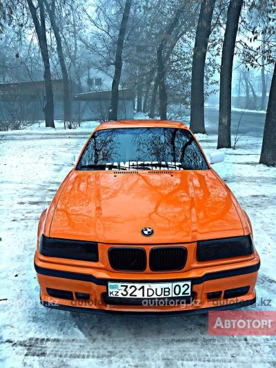Автомобиль BMW 325 1994 года за 1750000 тг. в Алмате