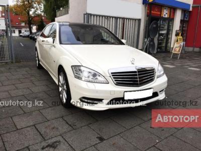 Mercedes-Benz S600 W221 c... в городе Астана
