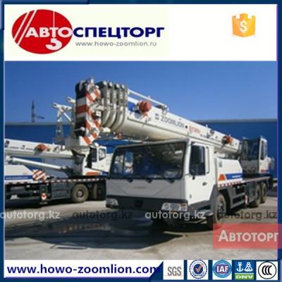 Спецтехника автокран Zoomlion QY30V532 2014 года за 76 500 000 тг. в городе Самара