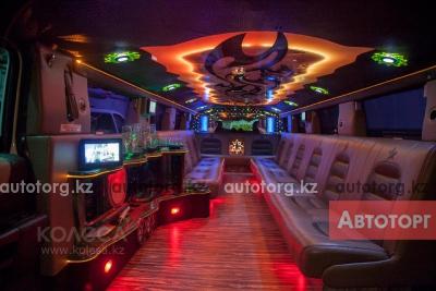 Прокат лимузина Hummer H2... в городе Астана