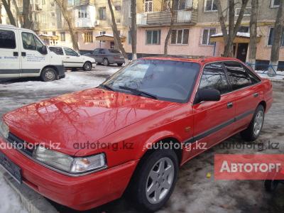 Автомобиль Mazda 626 1989 года за 790000 тг. в Шымкенте