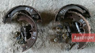 Механизм ручника Toyota Land Cruiser Prado 95 в городе Алматы