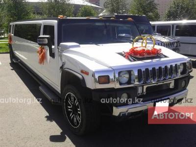 Лимузин Hummer H2 на... в городе Астана