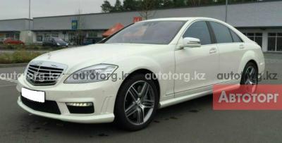 Сдаю Mercedes-Benz S-Klass в... в городе Астана