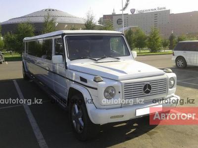 Аренда лимузина MB G-class... в городе Астана