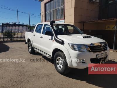 Автомобиль Toyota Hilux 2014 года за 8500000 тг. в Астане