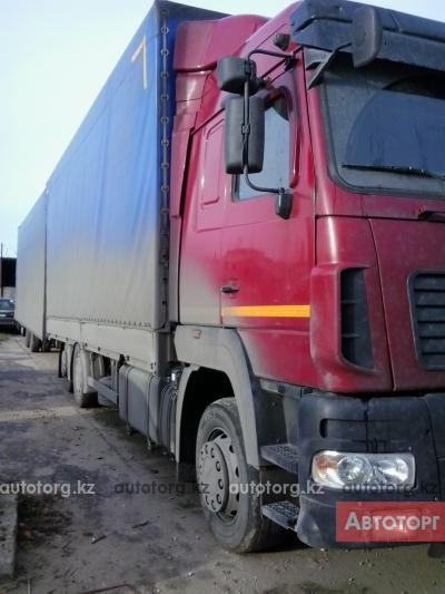 Продажа длинномер МАЗ 2011 года за 15 000 000 тг. в городе Москва, Купить длинномер МАЗ в Москва.