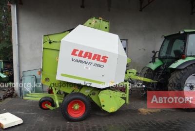 Спецтехника другой Claas Variant 280 2005 года за 6 580 000 тг. в городе Атырау