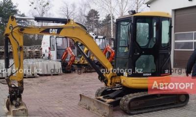 Спецтехника экскаватор Caterpillar 303CR 2004 года за 5 426 000 тг. в городе Астана