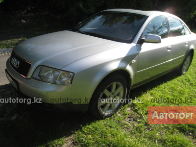 Автомобиль Audi A6 2002 года за 2650000 тг. в Текели