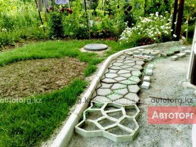 Формы для садовых дорожек... в городе Караганда