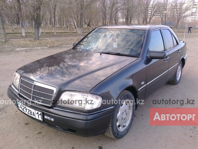 Автомобиль Mercedes-Benz C 280 1995 года за 850000 тг. в Байконуре