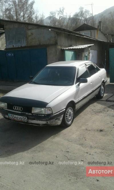 Автомобиль Audi 80 1990 года за 680000 тг. в Иссыке
