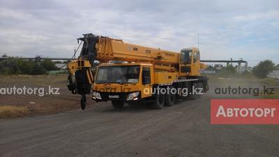 Спецтехника автокран XCMG QY-70K 2012 года за 45 000 000 тг. в городе Караганда