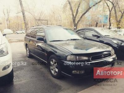 Автомобиль Subaru Legacy 1997 года за 1150000 тг. в Алмате