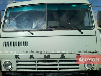 Спецтехника КамАЗ 5320 в Астана