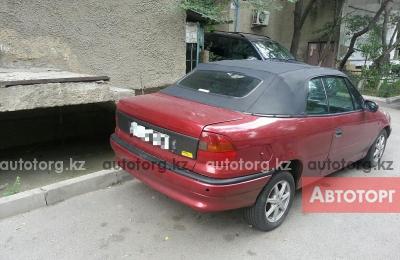 Автомобиль Opel Astra 1992 года за 750000 тг. в Алмате