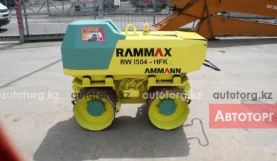 Спецтехника каток Ammann Rammax RW 1504-HF 2006 года за 3 631 000 тг. в городе Астана