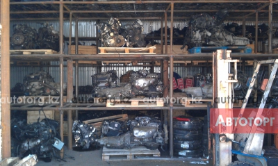 Двигатель в городе Астана