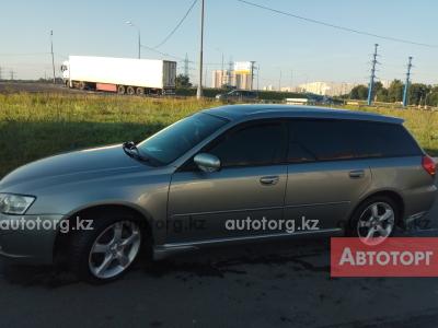 Автомобиль Subaru Legacy 2005 года за 350000 тг. в Москва