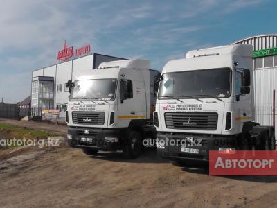 Продажа тягач МАЗ 2017 года в городе Атырау, Купить тягач МАЗ в Атырау.