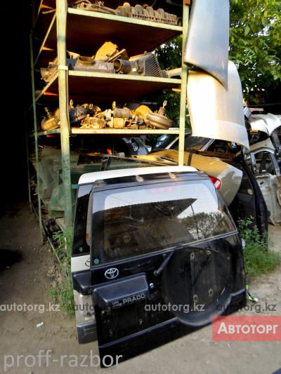 Крышка багажника Toyota Land Cruiser Prado 95 в городе Алматы