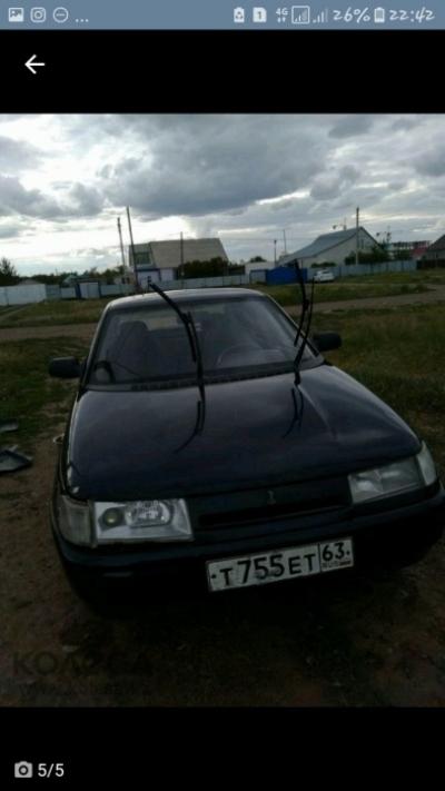 Автомобиль ВАЗ 2110 1997 года за 220000 тг. в Уральске