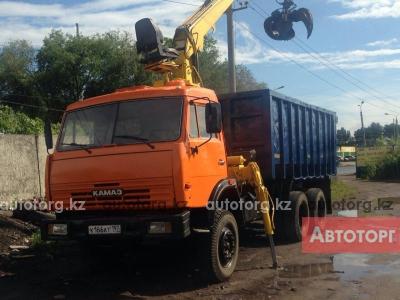 Спецтехника КамАЗ 53229 в Самара
