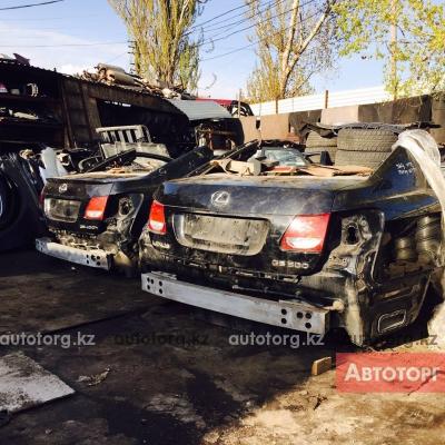 GS 300 190 190h 160 Оригинальные Б\У запчасти в городе Алматы