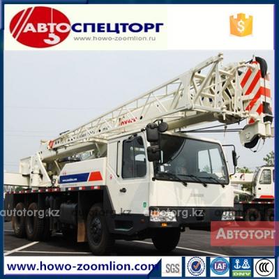 Спецтехника автокран Zoomlion QY16V441 2014 года за 35 550 000 тг. в городе Самара