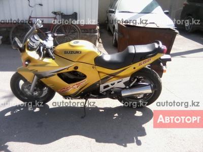 мотоцикл Suzuki GSX 600 F КАТАНА 1997 года в Костанай