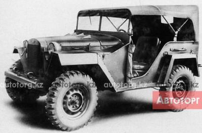 Автомобиль ГАЗ 67Б 1943 года за 5500000 тг. в Москва