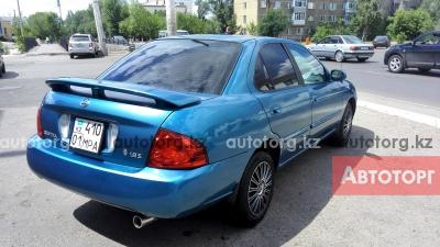 Автомобиль Nissan Sentra 2003 года за 2964 тг. в Астане