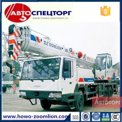 Спецтехника автокран Zoomlion QY25V 2014 года за 63750000$ в городе Самара