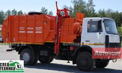 Продажа мусоровоз МАЗ 2015 года в городе Актобе