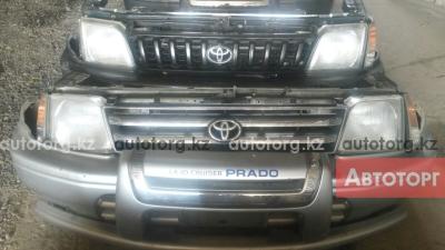Фары оригинал на Toyota Land Cruiser Prado 95 в городе Алматы