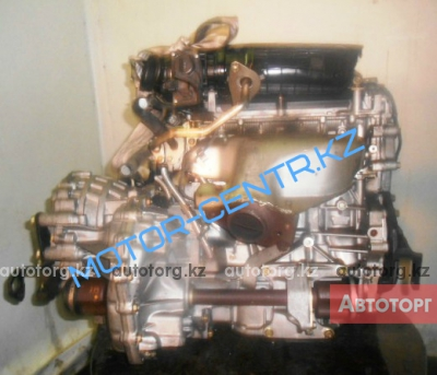 Контрактный двигатель MR20 для ниссан в городе Астана