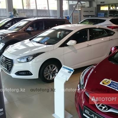 Автомобиль Hyundai i40 2016 года за 5824700 тг. в Екатеринбург